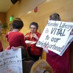 Community resists Hamline Midway Library closing