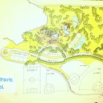 Como Park swimming pool design